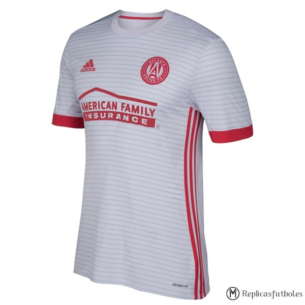 Camiseta Atlanta United Segunda 2017/2018 Replicas Futbol